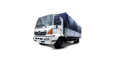 Hino FC9JLTC thùng bạt tải trọng 6,5 tấn