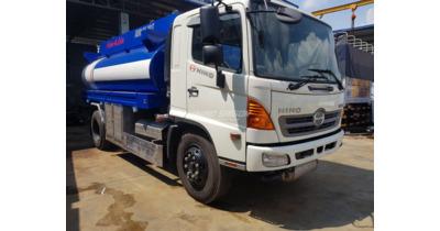 Hino FG8JJSB bồn chở xăng dầu 11 khối