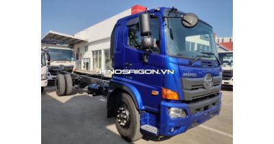 HINO FG8JP7A thùng bạt tải trọng 8 tấn