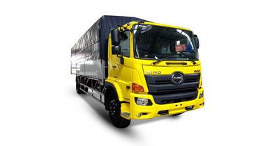 Hino FG8JT7A thùng bạt nhôm tải trọng 7.650 kg