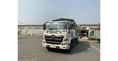 Hino FG8JTA7-G mui bạt nhôm tải 8.500 kg thùng 8.6 mét