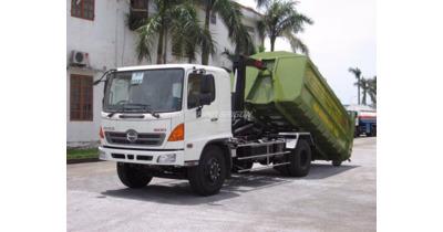 Hino thùng HOOKLIFT tải trọng 8 tấn