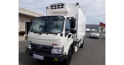 Hino XZU342L đông lạnh tải 5 tấn