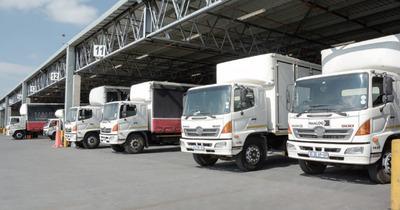 Xe tải hino luôn luôn dẫn đầu trong nghành vận tải Logistics